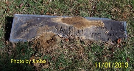SMITH, EULA M. - Lincoln County, Tennessee | EULA M. SMITH - Tennessee Gravestone Photos