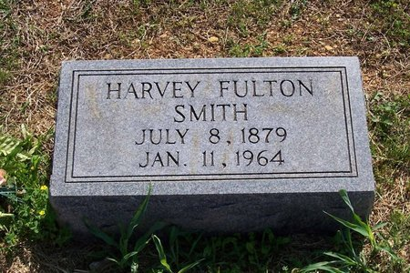 SMITH, HARVEY FULTON - Lincoln County, Tennessee   HARVEY FULTON SMITH - Tennessee Gravestone Photos