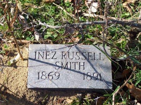 SMITH, INEZ - Lincoln County, Tennessee | INEZ SMITH - Tennessee Gravestone Photos