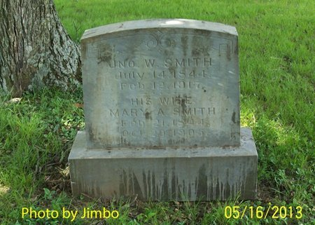 SMITH, JOHN WILLIAM - Lincoln County, Tennessee | JOHN WILLIAM SMITH - Tennessee Gravestone Photos