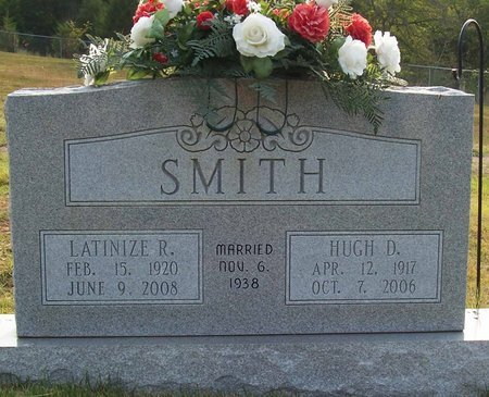 SMITH, HUGH D. - Lincoln County, Tennessee | HUGH D. SMITH - Tennessee Gravestone Photos