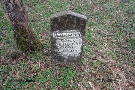 SMITH, L. A. - Lincoln County, Tennessee   L. A. SMITH - Tennessee Gravestone Photos