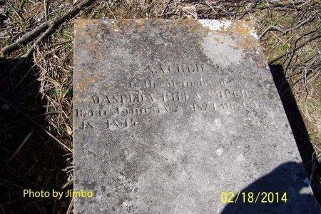 SMITH, MASELDA RILLA - Lincoln County, Tennessee | MASELDA RILLA SMITH - Tennessee Gravestone Photos