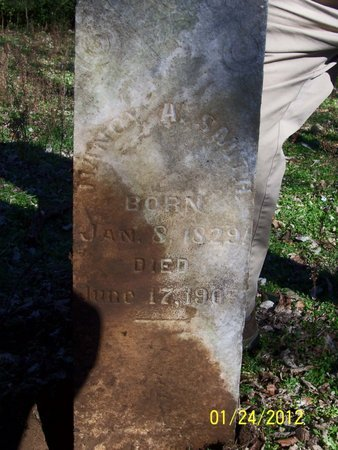 SMITH, NANCY A. - Lincoln County, Tennessee | NANCY A. SMITH - Tennessee Gravestone Photos