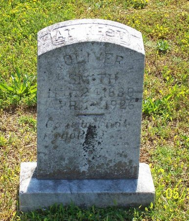 SMITH, OLIVER JACKSON - Lincoln County, Tennessee | OLIVER JACKSON SMITH - Tennessee Gravestone Photos