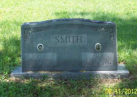 SMITH, OZELL - Lincoln County, Tennessee | OZELL SMITH - Tennessee Gravestone Photos