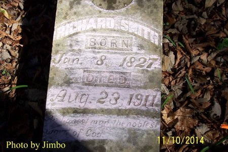 SMITH, RICHARD - Lincoln County, Tennessee | RICHARD SMITH - Tennessee Gravestone Photos