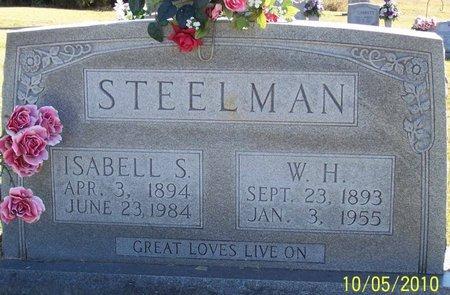 STEELMAN, W. H. - Lincoln County, Tennessee   W. H. STEELMAN - Tennessee Gravestone Photos