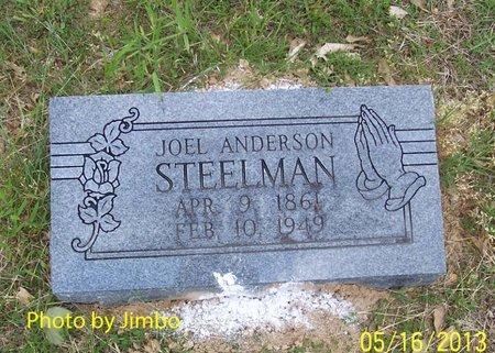 STEELMAN, JOEL ANDERSON - Lincoln County, Tennessee | JOEL ANDERSON STEELMAN - Tennessee Gravestone Photos