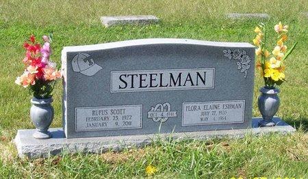 STEELMAN, RUFUS SCOTT - Lincoln County, Tennessee | RUFUS SCOTT STEELMAN - Tennessee Gravestone Photos