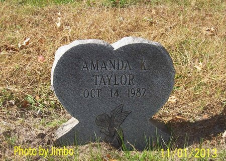 TAYLOR, AMANDA K. - Lincoln County, Tennessee | AMANDA K. TAYLOR - Tennessee Gravestone Photos