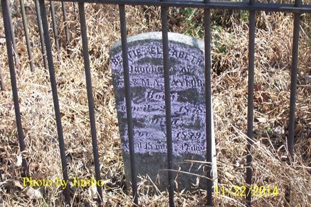 TAYLOR, BERTIE ELIZABETH - Lincoln County, Tennessee | BERTIE ELIZABETH TAYLOR - Tennessee Gravestone Photos