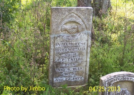 TAYLOR, RUTH A. - Lincoln County, Tennessee | RUTH A. TAYLOR - Tennessee Gravestone Photos