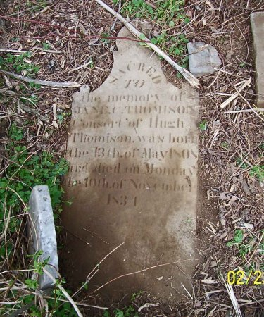 THOMISON, JANE C. - Lincoln County, Tennessee | JANE C. THOMISON - Tennessee Gravestone Photos