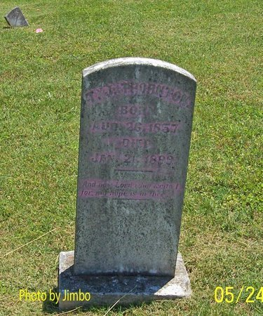 THORNTON, THOMAS JAMES - Lincoln County, Tennessee | THOMAS JAMES THORNTON - Tennessee Gravestone Photos