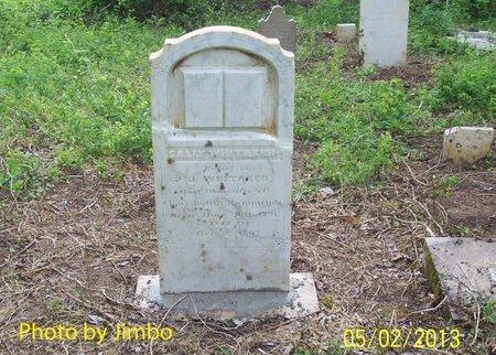 "HAMMONDS WHITAKER, SARAH ""SALLY"" - Lincoln County, Tennessee | SARAH ""SALLY"" HAMMONDS WHITAKER - Tennessee Gravestone Photos"