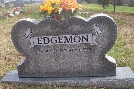 EDGEMON, FAMILY STONE - Loudon County, Tennessee   FAMILY STONE EDGEMON - Tennessee Gravestone Photos