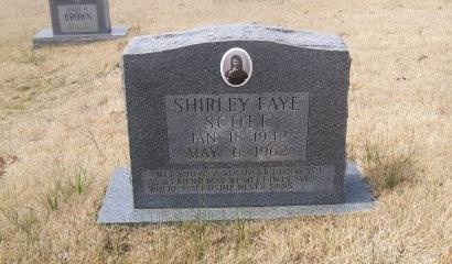 SCOTT, SHIRLEY FAYE - Loudon County, Tennessee   SHIRLEY FAYE SCOTT - Tennessee Gravestone Photos