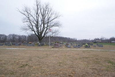 *CEMETERY VIEW,   - Macon County, Tennessee |   *CEMETERY VIEW - Tennessee Gravestone Photos