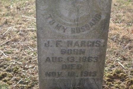 HARGIS, JAMES FRANKLIN (CLOSE UP) - Macon County, Tennessee | JAMES FRANKLIN (CLOSE UP) HARGIS - Tennessee Gravestone Photos