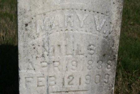 GAULDEN MILLS, MARY VESTER (CLOSE UP) - Macon County, Tennessee | MARY VESTER (CLOSE UP) GAULDEN MILLS - Tennessee Gravestone Photos
