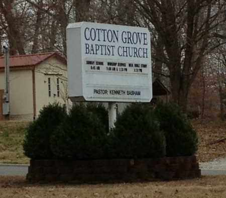 COTTON GROVE BAPTIST, * - Madison County, Tennessee | * COTTON GROVE BAPTIST - Tennessee Gravestone Photos