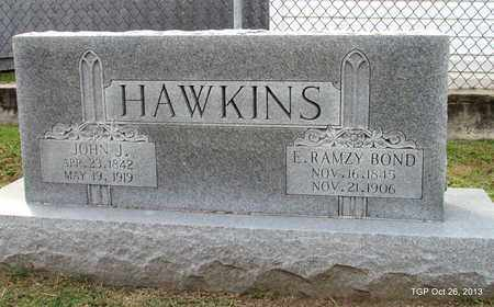 HAWKINS, E. - Madison County, Tennessee | E. HAWKINS - Tennessee Gravestone Photos