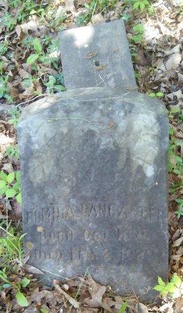 LANCASTER, ELMIRA - Madison County, Tennessee   ELMIRA LANCASTER - Tennessee Gravestone Photos