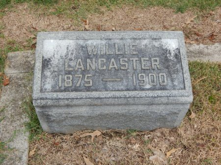 LANCASTER, WILLIE - Madison County, Tennessee | WILLIE LANCASTER - Tennessee Gravestone Photos