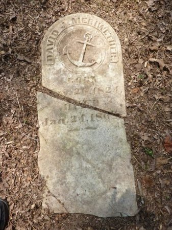 MERIWETHER, DAVID JACOBUS - Madison County, Tennessee | DAVID JACOBUS MERIWETHER - Tennessee Gravestone Photos