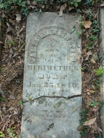 MERIWETHER, JAMES H. - Madison County, Tennessee | JAMES H. MERIWETHER - Tennessee Gravestone Photos