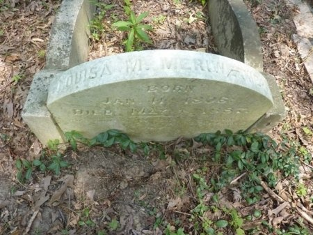 MERIWETHER, LOUISA - Madison County, Tennessee   LOUISA MERIWETHER - Tennessee Gravestone Photos