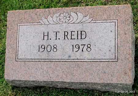 REID, H. T. - Madison County, Tennessee   H. T. REID - Tennessee Gravestone Photos