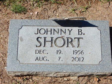 SHORT, JOHNNY B - Madison County, Tennessee | JOHNNY B SHORT - Tennessee Gravestone Photos