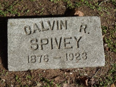 SPIVEY, CALVIN R. - Madison County, Tennessee   CALVIN R. SPIVEY - Tennessee Gravestone Photos