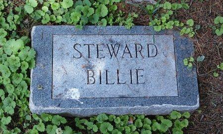 STEWARD, BILLIE - Madison County, Tennessee | BILLIE STEWARD - Tennessee Gravestone Photos