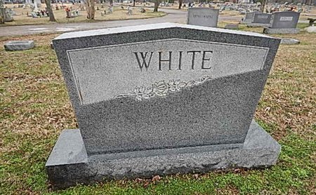 WHITE, FAMILY MARKER - Madison County, Tennessee   FAMILY MARKER WHITE - Tennessee Gravestone Photos