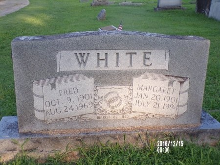WHITE, FRED - Madison County, Tennessee | FRED WHITE - Tennessee Gravestone Photos