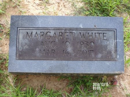 WHITE, MARGARET - Madison County, Tennessee | MARGARET WHITE - Tennessee Gravestone Photos