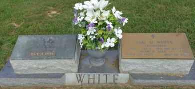 WHITE, IRENE - Madison County, Tennessee | IRENE WHITE - Tennessee Gravestone Photos