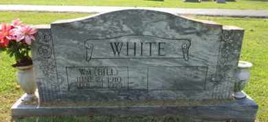 WHITE, WM (BILL) - Madison County, Tennessee | WM (BILL) WHITE - Tennessee Gravestone Photos