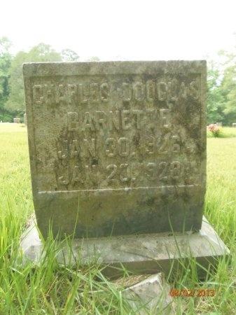 BARNETT, CHARLES DOUGLAS - Marion County, Tennessee   CHARLES DOUGLAS BARNETT - Tennessee Gravestone Photos