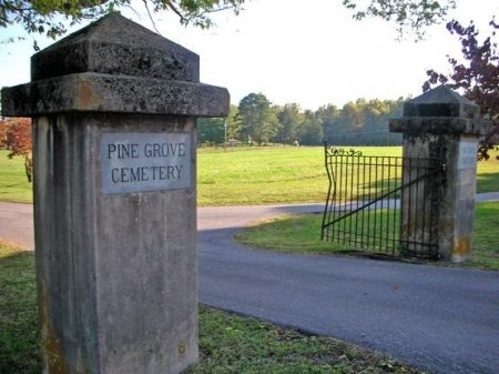 *CEMETERY GATE,  - Marion County, Tennessee |  *CEMETERY GATE - Tennessee Gravestone Photos