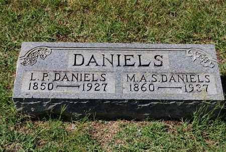 DANIELS, MARGARET A. - Marion County, Tennessee | MARGARET A. DANIELS - Tennessee Gravestone Photos