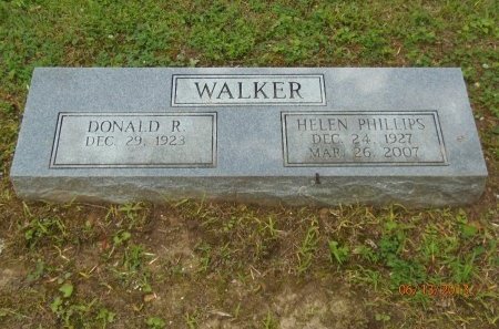 WALKER, DONALD REED - Marion County, Tennessee | DONALD REED WALKER - Tennessee Gravestone Photos