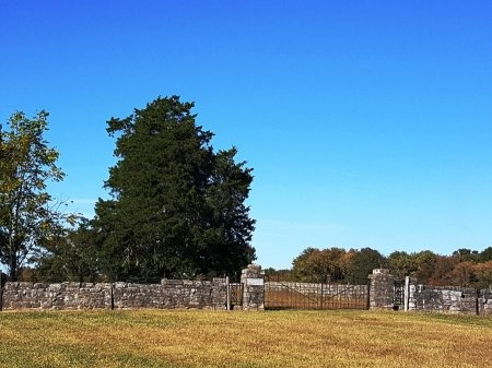 *CEMETERY WALL,  - Marshall County, Tennessee |  *CEMETERY WALL - Tennessee Gravestone Photos
