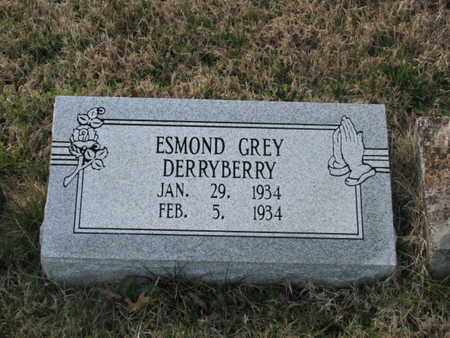 DERRYBERRY, ESMOND GREY - Marshall County, Tennessee   ESMOND GREY DERRYBERRY - Tennessee Gravestone Photos