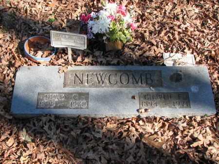 NEWCOMB, DEWEY C. - Marshall County, Tennessee   DEWEY C. NEWCOMB - Tennessee Gravestone Photos