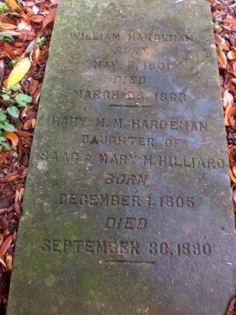 HARDEMAN, MARY M. M. - Maury County, Tennessee | MARY M. M. HARDEMAN - Tennessee Gravestone Photos