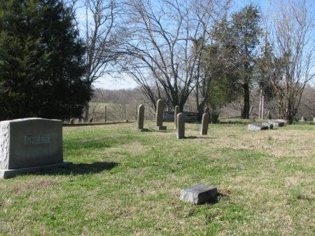 *LANTON OVERVIEW,  - Maury County, Tennessee |  *LANTON OVERVIEW - Tennessee Gravestone Photos